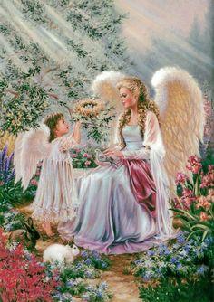 Dona Gelsinger - angels together