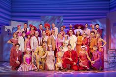 MAMMA MIA! London 2014 - 2015 cast. Photo by Brinkhoff/Mögenburg. More info and tickets available here: http://www.mamma-mia.com/london.asp #MammaMia #MammaMiaMusical #MusicalTheatre #MusicalTheater #London