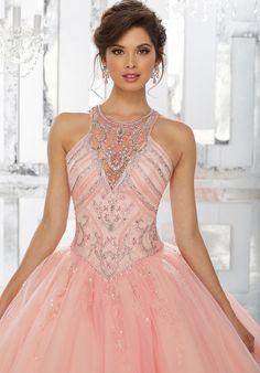 Mori Lee Vizcaya Quinceanera Dress Style 89145