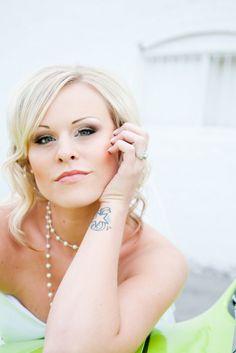 Bridal Hair & Airbrush makeup & lashes