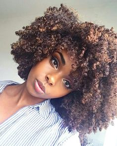 Mongolian Afro Kinky Curly Lace Front Wig 180 Density Human Hair With Baby Hair Bleached Knots Natural Hair Types, Natural Hair Growth, Natural Curls, Pelo Afro, Hair Color For Women, Natural Hair Inspiration, Afro Hairstyles, Hair Highlights, Hair Looks