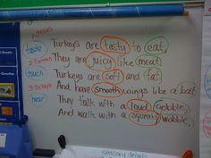 Our Turkey Poem