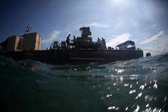 Pearl Harbor maintenance dive