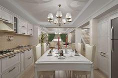 Proiect design interior living clasic de lux . Mobilierul in stilul clasic a fost proiectat si realizat la comanda din mdf si lemn natur.