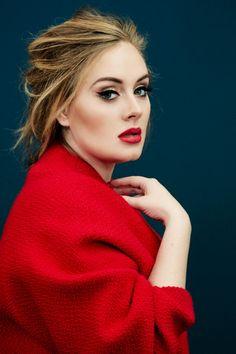 Adele for TIME Magazine || Give me this face.