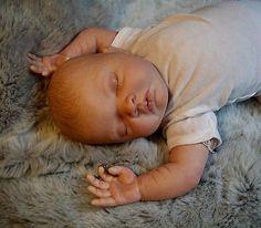 Reborn doll!  LONDYN by Denise Pratt.  GORGEOUS, VERY REALISTIC NEWBORN BABY!
