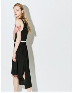 new in 2017 fashion clothing autumn collection outfit trend dress Knee Length Dresses, Short Sleeve Dresses, Fashion 2017, Fashion Outfits, Trend Dress, Neck Collar, Casual Dresses, Autumn, Clothes For Women