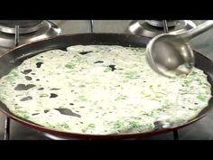 Rawa (Semolina) Dosa -   1 c suji  1 c rice flour  1/2 c all purp flour   sal- b pepper-hing- g chillies-jeera pd-- ginger- kothmir  mix all to a thin batter .