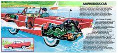 Amphicar Boat Car