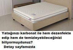 yatağınızı temizlemenin en pratik etkili yöntemi