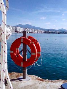 Thessaloniki old port