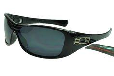 Oakley Lifestyle Sunglasses Black Frame Black Lens 0704