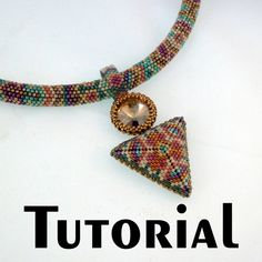 TUTORIAL Norwegian Fair Isle Rope and Pendant | Mikki Ferrugiaro Designs