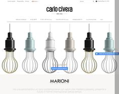 The entire collection EDISON, designed by POKESTUDIO is available on Carlocivera.org .Shop on line with free delivery, enjoy MARIONI quality and style!