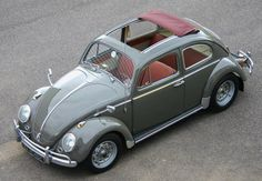 Vw Beetle......have always wanted one