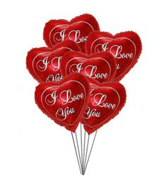 Love You #Balloons for #Valentines Day