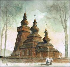 The orthodox church in Kwiaton.