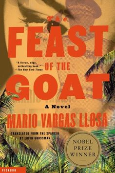 The Feast of the Goat-now reading
