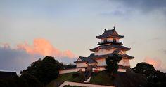 PINTEREST.COM/CASTLES OF JAPAN   Three Views of Kakegawa Castle   Tokyobling's Blog