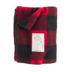 Buffalo check blanket http://bit.ly/1pAGp3V