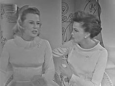 June Allyson and Judy Garland