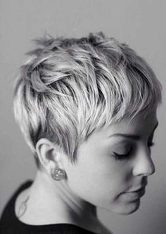15 Best Messy Pixie Hairstyles | Short Hairstyles 2015 - 2016 | Most Popular Short Hairstyles for 2016