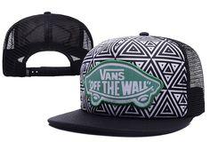 de068119932d5 Hot Vans Mesh Snapbacks cap Summer Breathable unisex hiphop street hats   6 pc