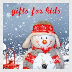 Living a Fit and Full Life's 2016 Holiday Gift Guide for Kids! #HGG