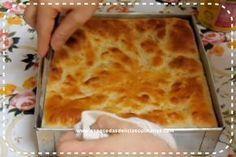Pão de leite de assadeira massa sem sovar, receita de pao com passo a passo com fotos