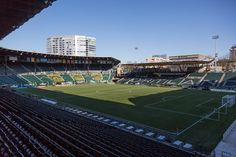 Providence Park: Home of the Portland Timbers