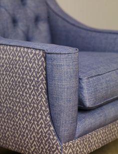 Fermoie on furniture (House and Garden)