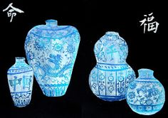 Year6 Ming Vases at Cherry Garden Primary School We've tried an effective technique to imitate the Ming Vases, the typical Chinese...