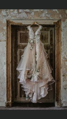 For a special price I am ready to sell some very beautiful a. by 𝐄𝐳𝐞𝐫𝐠𝐚𝐥𝐞 𝐝𝐞𝐬𝐢𝐠𝐧 Fairy Wedding Dress, Garden Wedding Dresses, Wedding Dresses With Flowers, Fairytale Dress, Dream Wedding Dresses, Boho Wedding, Bridal Dresses, Wedding Gowns, Flower Girl Dresses