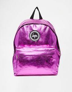 Enlarge Hype Metallic Backpack
