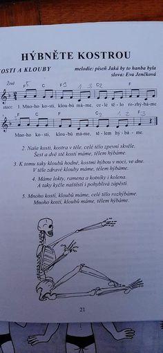 Human Body, Sheet Music, Music Sheets