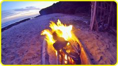 Австралия или Бали где лучше? Ночуем на диком пляже   Индонезия, Бали [1...