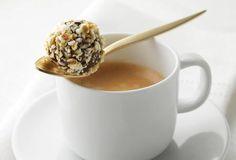 Eispralinen mit Popcorn » Einfach Lecker » Rezeptideen für jeden Tag » Rezeptideen für jeden Tag