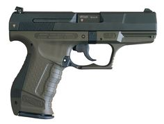 The Walther P99 is used by the German police, the Polish police, and the Finnish army.