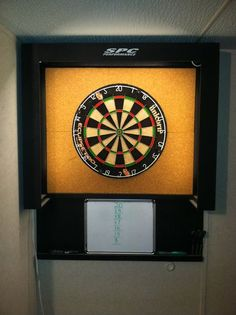 Diy Dartboard Wall Protection Using 1 4 Mdf Cork