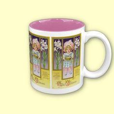 Vintage Easter Holiday coffee mug