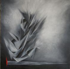 """Saatchi Art Artist margarita chacon; Painting, """"CONJURO"""" #art"""