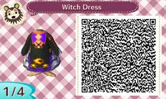 MinueCharm — My very one witch dress to wear on Halloween this...