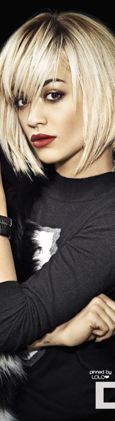 Rita Ora for DKNY by Urban Studio NYC | LOLO