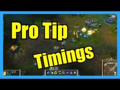Pro Tip: A Better Way to be Timing Objectives | League of Legends Season 3