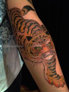 eb763262608c4 20 Best Family Tiger Tattoos images in 2017   Tiger tattoo, Amazing ...