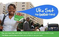 Beba NFC Card in Kenya