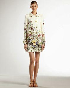 Fashion Portfolio: Flora, el estampado que popularizó Gucci