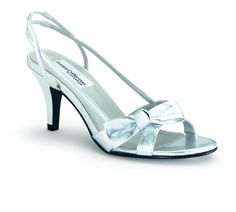 d71abdb8e459 Wide Width Wedding Shoes 04. silver page 1 of 4 wedding products on  myonlineweddinghelpcom