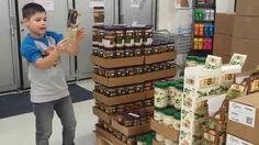Kurz-Video von Junior Chef: PB2 BellPlantation, Erdnussbutter-Pulver mit 85 % weniger Fettkalorien - www.pb2.ch