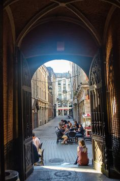 allthingseurope:Lille, France (by Renee Lightner)